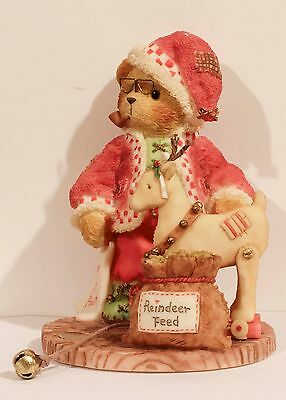 "Cherished Teddies 848565 ""Wendall"" With Original Box"