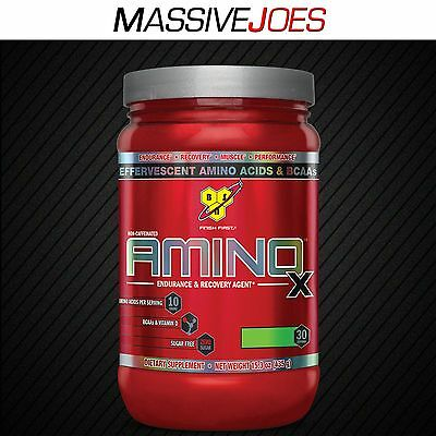BSN AMINO-X 70 Effervescent Muscle Endurance Muscle Recovery