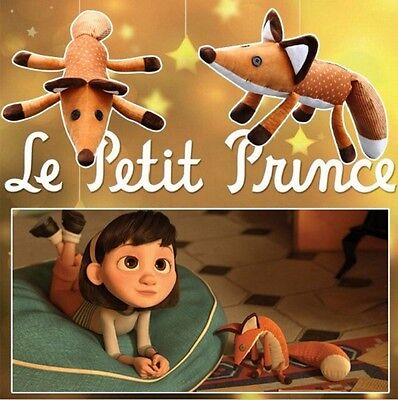 Lovely Fox Soft Toy The little Prince Doll Animals Plush Education Toys Gift