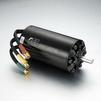 SSS 5684/800KV Brushless Motor 6 Poles W/O Water Cooling For RC Boats