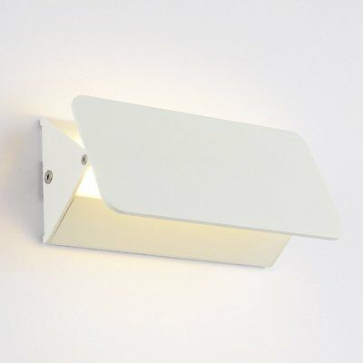 Modern 5W Indoor LED Wall Light Home Bedroom wall sconce Lighting Warm White