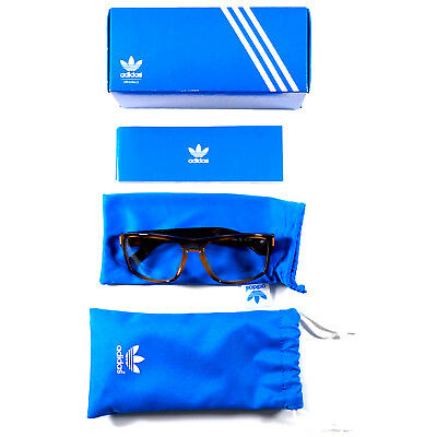 adidas Originals Eyewear Melbourne Havanna Sport Clear Sunglass Fashion Glasses