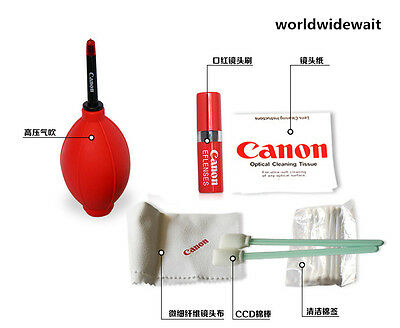 Professional 6 in 1 Lens Cleaning Kit for Canon Camera