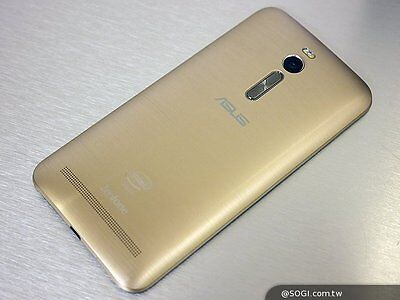 Asus Zenfone 2 1:1 Real Size Dummy Display Phone- Mock-Up - Gold