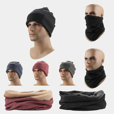 3-in-1 Windproof Winter Sport Warm Head Wrap Band Scarf Thermal Half Face Mask