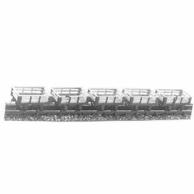 OO9 Festiniog Railway Slate Wagon (pack of 5) Dundas DM25 - free post