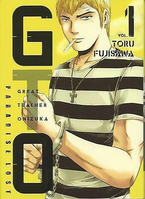 DY0144 - Manga - Dynit - GTO Paradise Lost 1 - Nuovo !!!