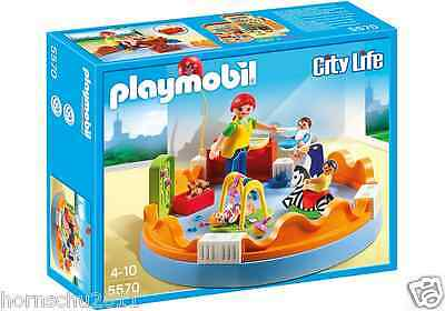 PLAYMOBIL® City Life 5570 Krabbelgruppe Kindergarten Kinder Säugling Mutter Kind