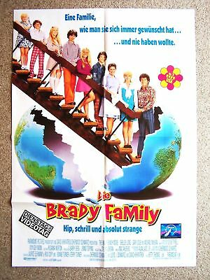 Film Poster / Poster THE BRADY FAMILY