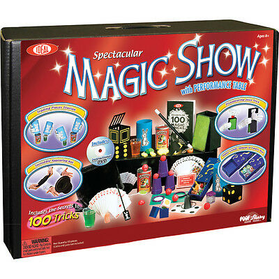 Spectacular Magic Show W/Performance Table OC4769