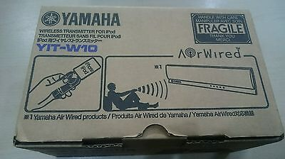 Yamaha YIT-W10 Wireless transmitter for Ipod