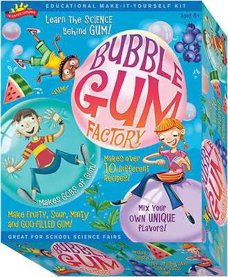 Scientific Explorers Bubble Gum Factory Kit  A257