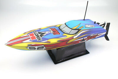 Himoto Manta Ray Racing Boot - 2,4Ghz - RTR - Brushless, inkl. Lipo und Ladegerä