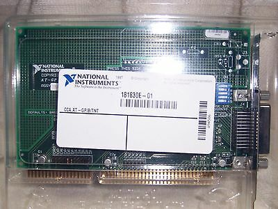 National Instruments GPIB P.C. Board. Model #181830-01