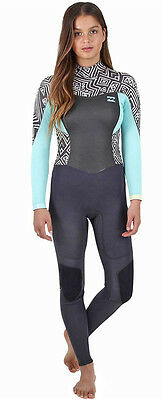 4/3mm Women's Billabong SYNERGY Full Wetsuit