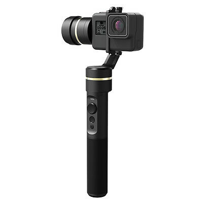 Feiyu G5 3-Axis Bluetooth Splash-Proof Handheld Gimbal for GoPro HERO 5 TV064