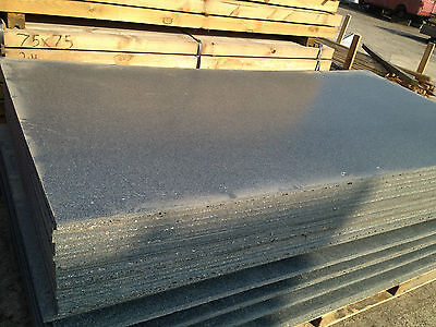 Eco sheet recycled plastic board deck decking 8ft x 4ft x 18mm