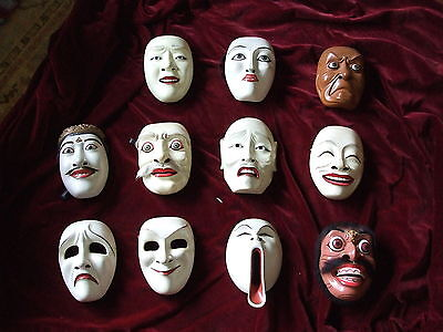 Balinese Mask Collection