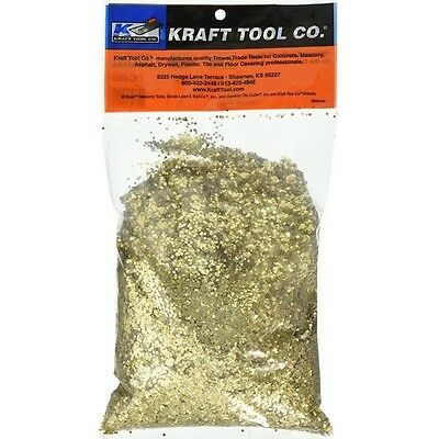 Kraft Tool Ceiling Glitter Gold 1lb. Container