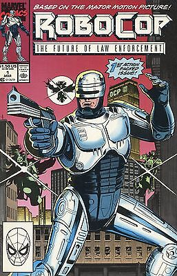 1990 Robocop #1-12 The Future Of Law Enforcement ( Set Of 12 Issues ) Fine+