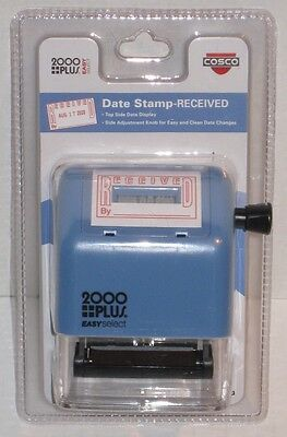 COSCO 2000 Plus Date Stamp-RECEIVED New