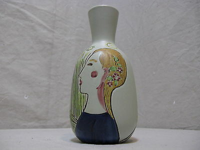Rorstrand - Carl-Harry Stalhane  Hand-Painted Vase - Circa. 1950 - Rörstrand