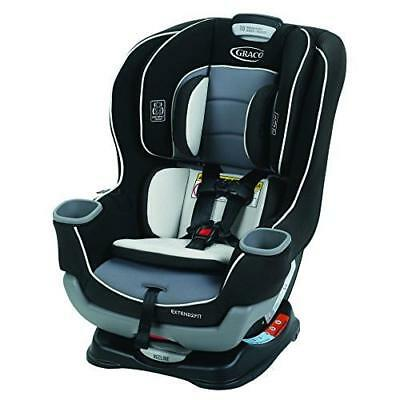 Graco Extend2Fit Convertible Car Seat, Gotham New