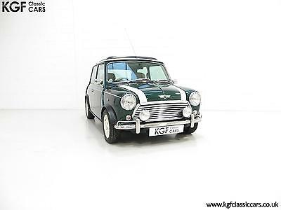 A Truly Outstanding Mini Classic Cooper with just 19,117 Miles.