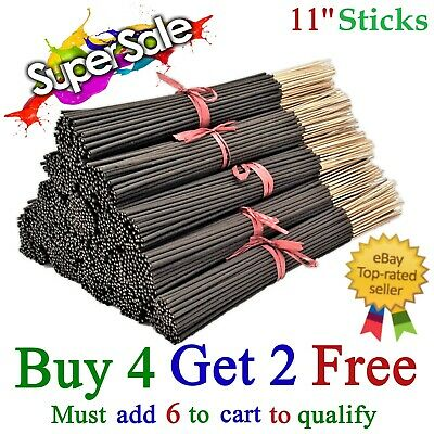 Incense Sticks 100 Bulk Pack Hand Dipped Buy 4 Get 2 Free Premium Quality