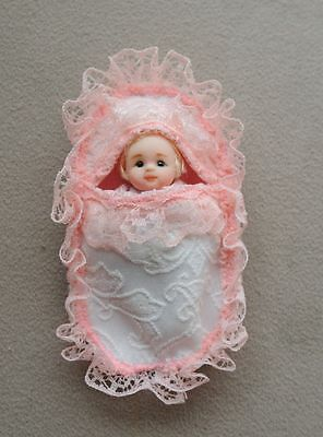 Miniature Handmade Baby 1/12th SCALE Dollhouse