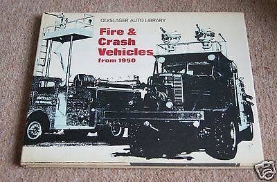 Fire & Crash Vehicles from 1950 - Olyslager Auto Library