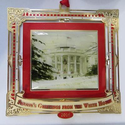 2016 White House Holidays Ornament