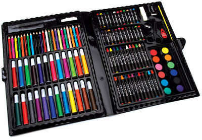 Artyfacts Portable Studio Deluxe Art Set 120pcs 110302