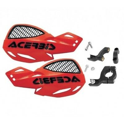 Protection main Air Flit Rouge Pour Quads Cf moto Factory Gas-Gas