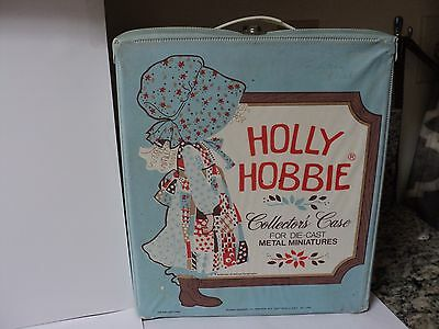 MINATURE METAL Collector Holly Hobbie   set of 12 die-cast/ ase/no booklet