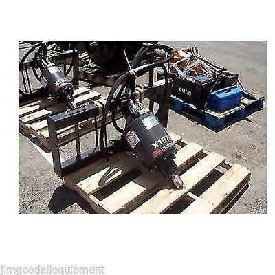 "Skid Steer Auger Drive by McMillen X1975 2.5"" Round Drive,Winter Special"