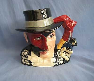 Royal Doulton Jug PHANTOM OF THE OPERA D7017 - VERY RARE & HIGHLY SOUGHT AFTER