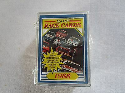1988 Maxx 100 Card Set, Contains Dale Earnhardt Championship Rookie Card!!!