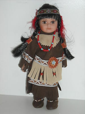 "Royalton Collection Doll Elu Beautiful 10"" Tall New"