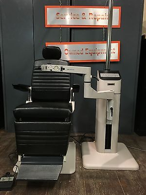 Reliance 6200 & Reliance 7800 Chair & Stand Combo - Ophthalmic - Lane