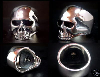 Keith Richards Skull Ring | Sterling silver | ROLLING STONES | Made in Japan |gb