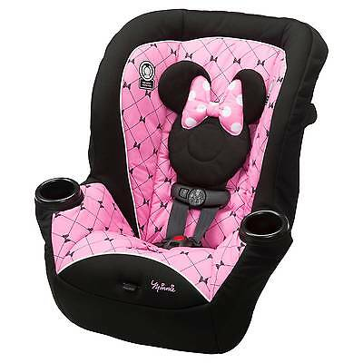 Disney Apt 40 Convertible Car Seat in Kriss Kross Minnie