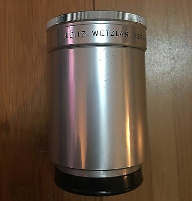 Leitz Wetzlar Projection Lens - ELMARON - 1:2.8/150mm