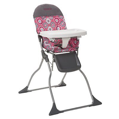 Cosco Simple Fold High Chair, Posey Pop New