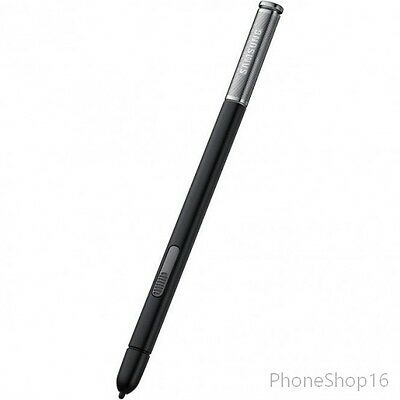Original Samsung Galaxy Note 4 / Edge Stift Eingabestift S Pen Stylus Schwarz