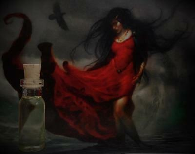 CLEO MAY Feminine Power Hoodoo Potion Ritual Oil ~Wicca Witchcraft Anointing Oil