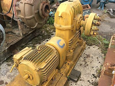 David Brown Radicon reduction gearbox conveyor drive assembly