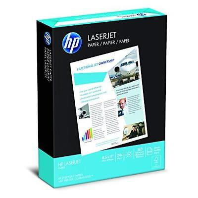 HP Paper, LaserJet Poly Wrap , 24Lb, 8.5 x 11, letter, 98 Bright, 500 Sheets / 1