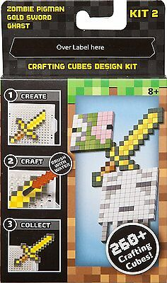 Minecraft Crafting Table Refill Pack #2