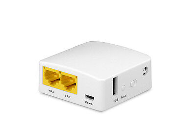 2015 New GL.iNet AR-150 150Mbps openwrt Mini Smart WiFi Router